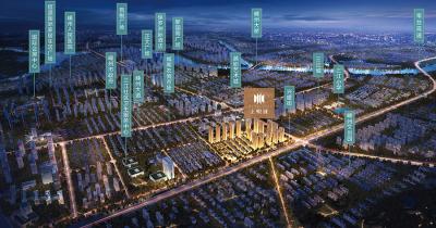 上悦城交通图