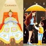 一位教师妈妈的心里话:家长无论多累,都别把负能量传给孩子!