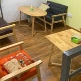 奶茶店设备,桌椅转让