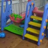 儿童滑滑梯,决明子池