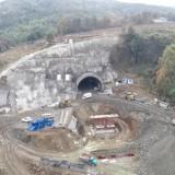 杭绍台高铁又有新进展,这处隧道贯通啦!