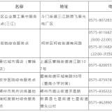 绍兴市新冠病毒核酸检测哪里做?检测机构名单更新了