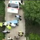 突发! 嵊州某小区出事了,120和警察都来了!