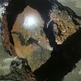 什么情况?嵊州527国道路面塌陷,惊现10多平米大洞!