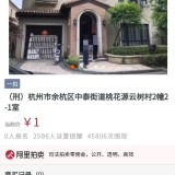 浙江这栋价值千万的别墅,1元起卖!细节曝光…