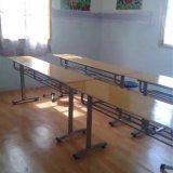 三人培训桌20张,基本全新,