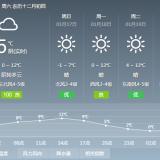"""绍兴天气再""""冻""""真格!大风降温齐聚,雪花也会来凑热闹吗?"""