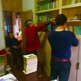 敬佩!这位嵊州老乡一生作品无数,临终前将3000余册藏书捐给家乡