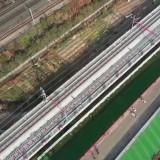 重磅!杭绍台高铁开始全线铺轨,去杭州、绍兴、台州等地更方便了