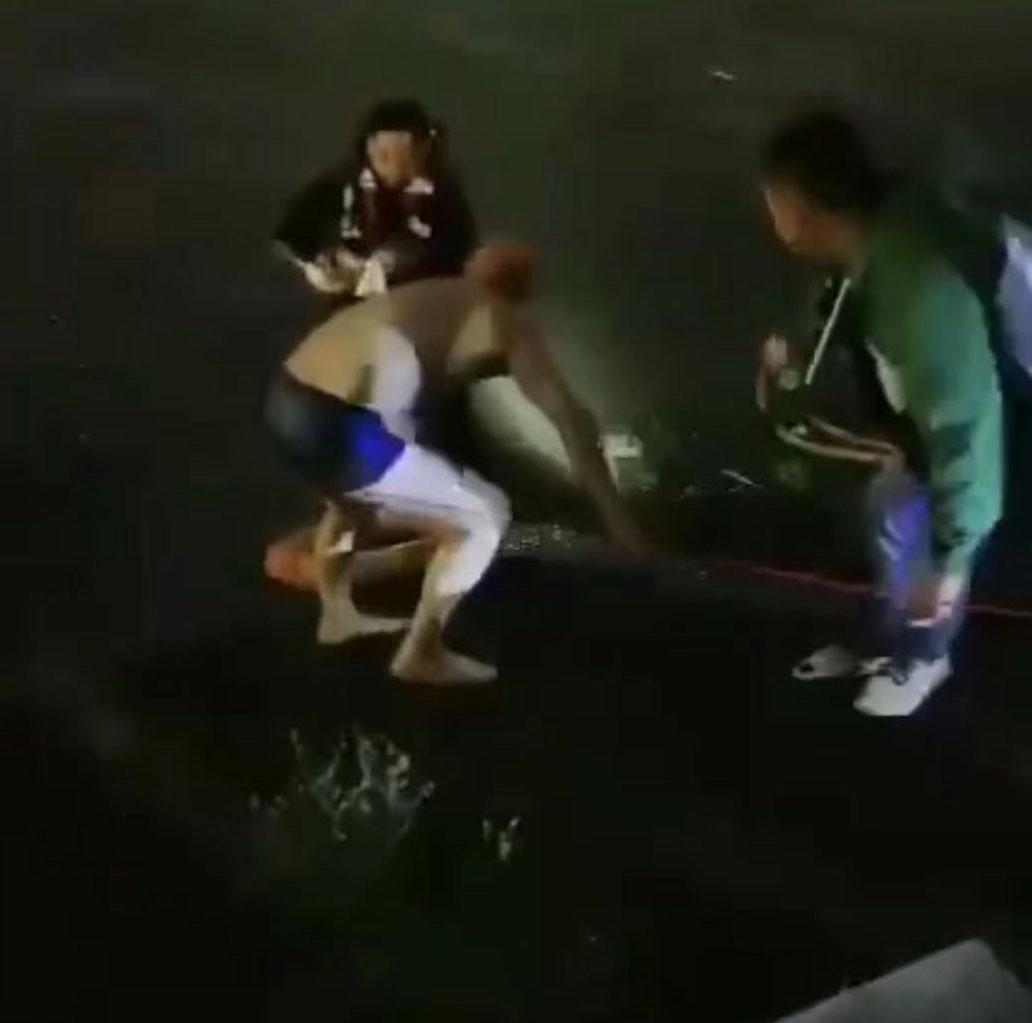 突发!19岁少女跳桥轻生,下一刻嵊州勇士登场