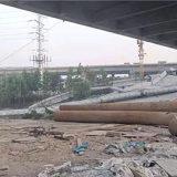 杭绍台高速城区段在建桥梁局部垮塌事件通报