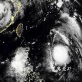 """12号台风""""奥麦斯""""昨晚生成!会影响嵊州吗?"""
