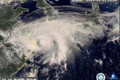 台风有变!今起三天,嵊州将有强风劲雨(附救援电话)