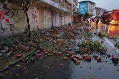 四川泸县地震已致3死60伤