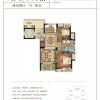 宝盈.茗泓苑9层朝南91㎡新房出售